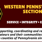 Western Pennsylvania Section News, May 10, 2018