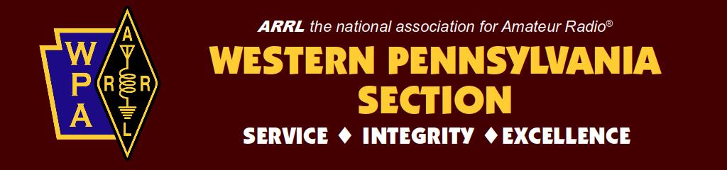 ARRL Western Pennsylvania Section   License Exms – Erie Jun 17