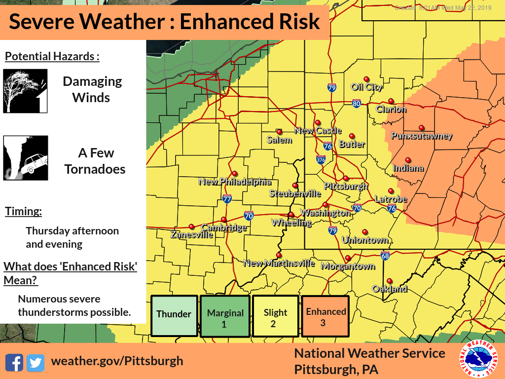 WPA Section News —SPECIAL ALERT,  22 May 2019 1100 EDST